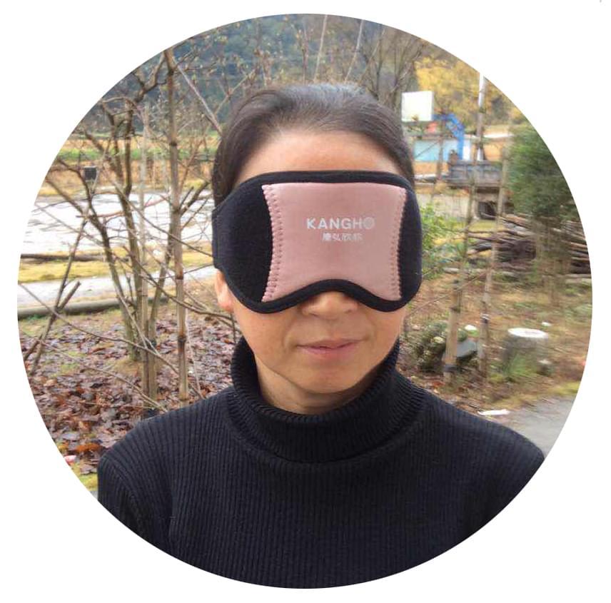 宝妈也在使用康弘欣欣光能波护眼仪