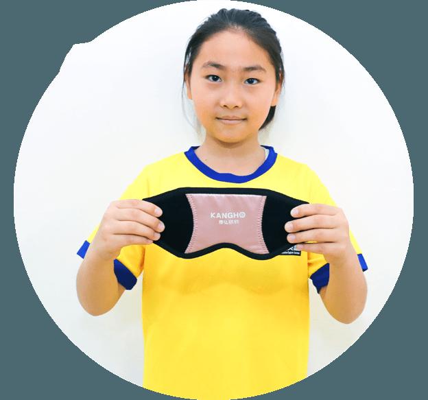 光能波学生护眼仪帮助孩子预防近视